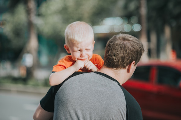 Five Things To Do When Your Child Wails >> Why Is My Toddler Cranky After Daycare 6 Easy Fixes Dad Fixes